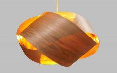 Wood Veneer Pendants