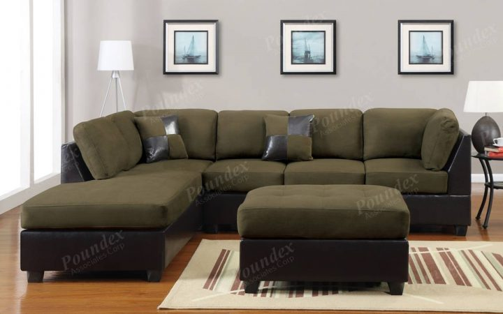 Sage Green Sectional Sofas