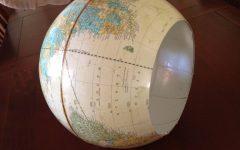 World Globe Pendant Lights