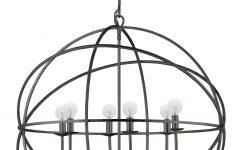 Gregoire 6-light Globe Chandeliers