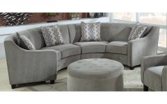 Half Moon Sectional Sofas