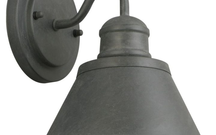 Zinc Outdoor Lanterns