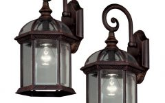 Outdoor Bronze Lanterns