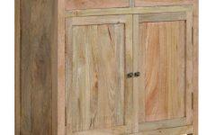 Mango Wood 2-Door/2-Drawer Sideboards
