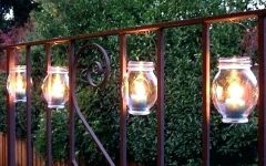 Outdoor Hanging Lanterns at Amazon