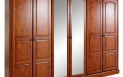 6 Door Wardrobes Bedroom Furniture