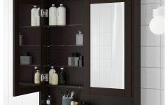 Black Cabinet Mirrors