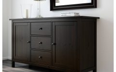 Black Sideboard Cabinets