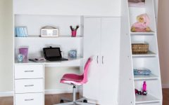 Kids Cabin Beds with Wardrobes