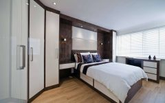 Wardrobes Above Bed