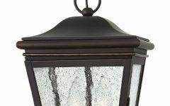 Bronze Outdoor Hanging Lights