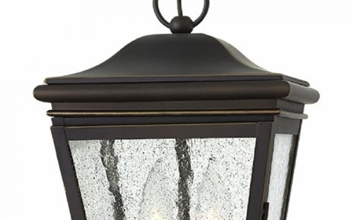 Bronze Outdoor Hanging Lights
