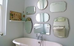 Antique Mirrors for Bathrooms