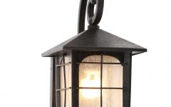 Outdoor Iron Lanterns