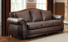 Bonded Leather Sofas