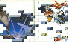 Pink Floyd the Wall Art