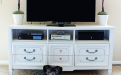 Dresser and Tv Stands Combination