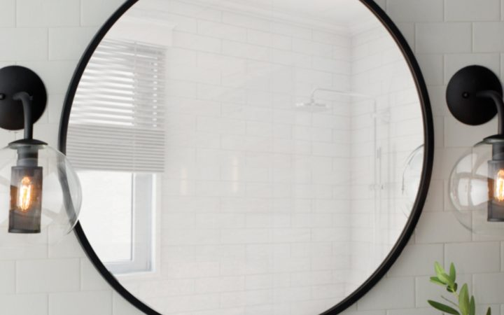 Hub Modern and Contemporary Accent Mirrors