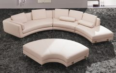 Rounded Sofas