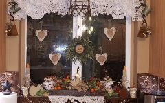 Primitive Kitchen Curtains