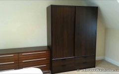 Dark Wood Wardrobes Ikea
