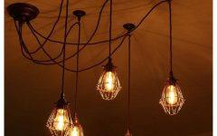 Industrial Style Pendant Light Fixtures