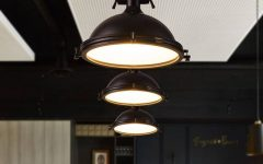 Industrial Looking Lights Fixtures
