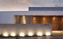 Outdoor Wall Spotlights