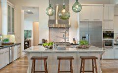 Green Kitchen Pendant Lights