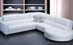 White Sectional Sofa for Sale