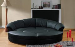Half Circle Sectional Sofas