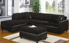 Black Sectional Sofa for Cheap