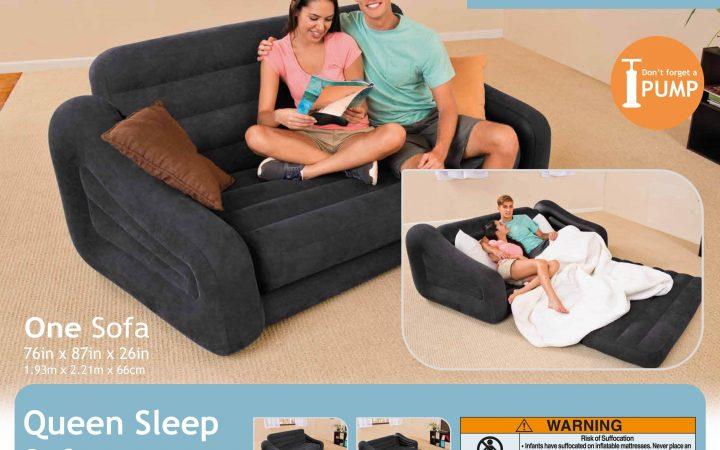 Intex Queen Sleeper Sofas