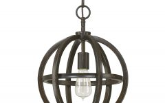 Irwin 1-light Single Globe Pendants