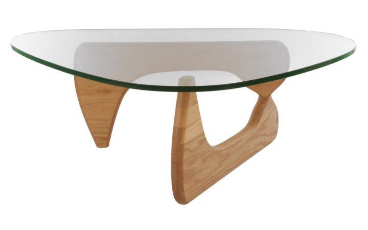 Isamu Noguchi Glass Coffee Tables