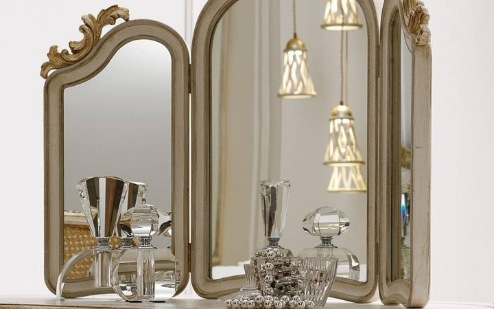 Free Standing Mirrors for Dressing Table