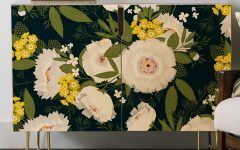 Fleurette Night Credenzas