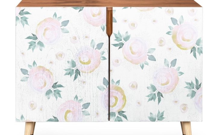 Lovely Floral Credenzas