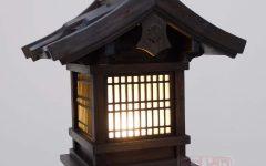 Outdoor Japanese Lanterns