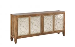 Ironwood 4-door Sideboards