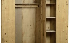 Corona Wardrobes With 3 Doors