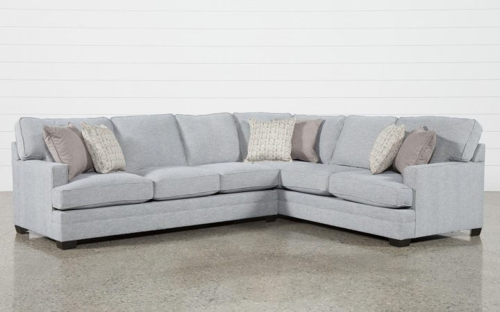 Mcdade Graphite 2 Piece Sectionals with Laf Chaise