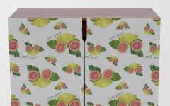 Juicy Guava Credenzas