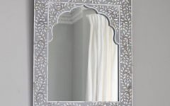 Mother of Pearl Wall Mirrors