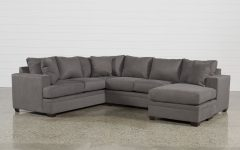 Aspen 2 Piece Sectionals with Raf Chaise