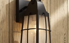 Kichler Outdoor Lighting Wall Sconces