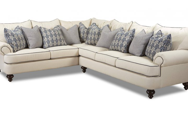 Shabby Chic Sectional Couches