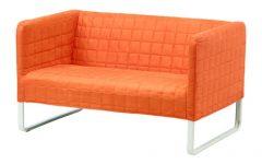 Orange Ikea Sofas