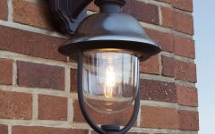 Hanging Outdoor Security Lights