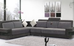 L Shaped Fabric Sofas